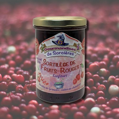 Confiture de Fruits-Rouges